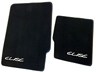 FOOTMAT SET-ELISE 1 BLACK