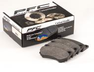 Performance Friction 01 Compound pads (Lotus BBK 4-pot calipers)